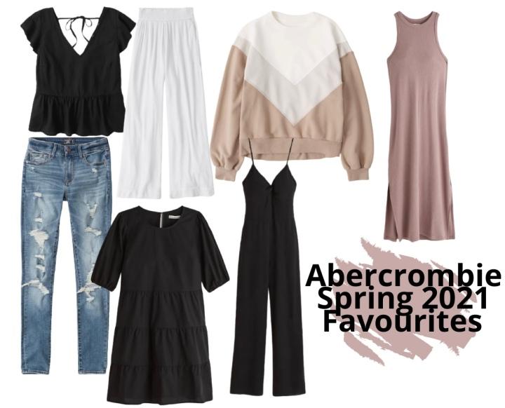 Abercrombie Spring Favourites